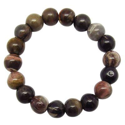 Petrified Wood Bracelet 227 cts
