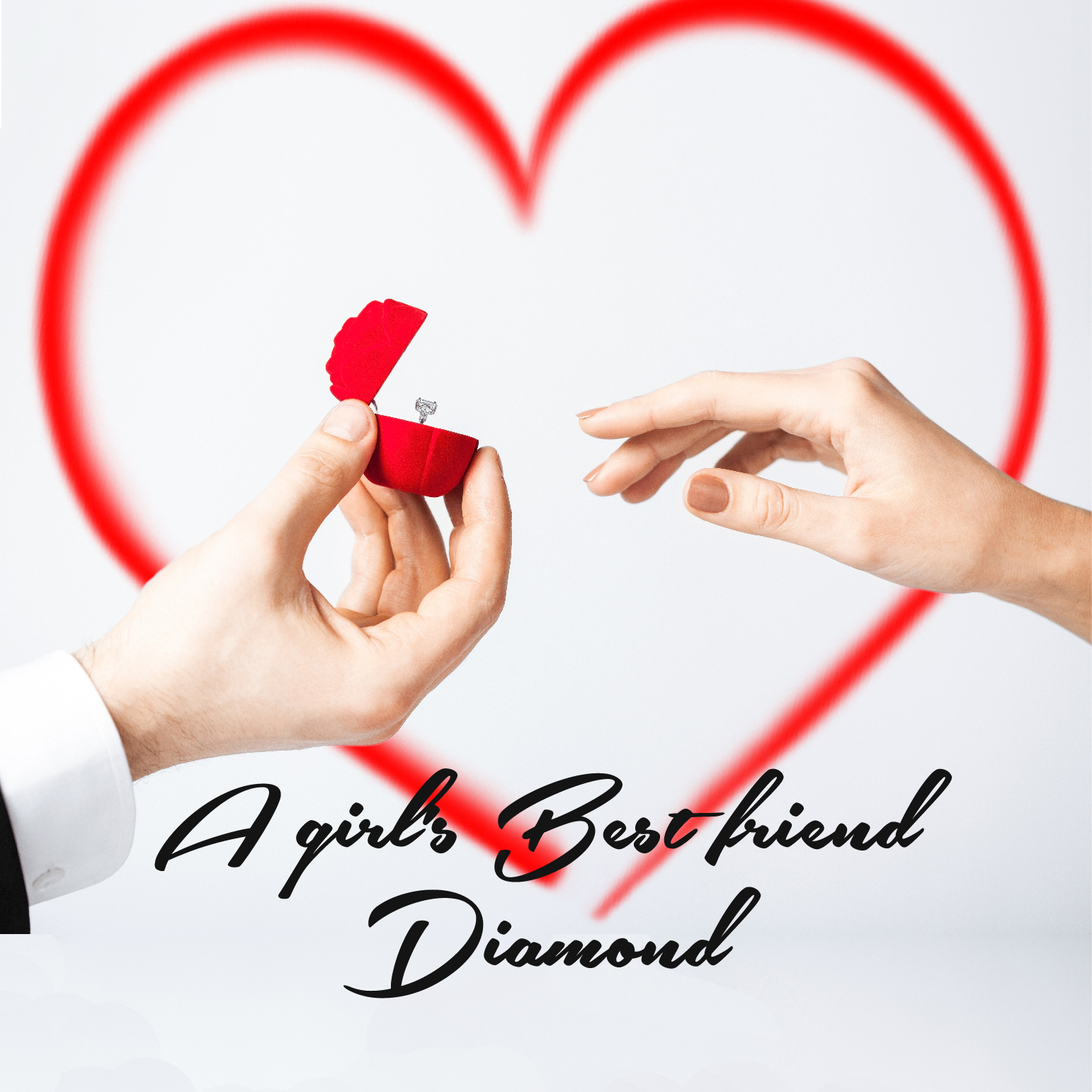 A Girl's Best Friend - Diamonds